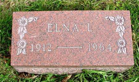 JOHANNSEN, ELNA L. - Ida County, Iowa | ELNA L. JOHANNSEN