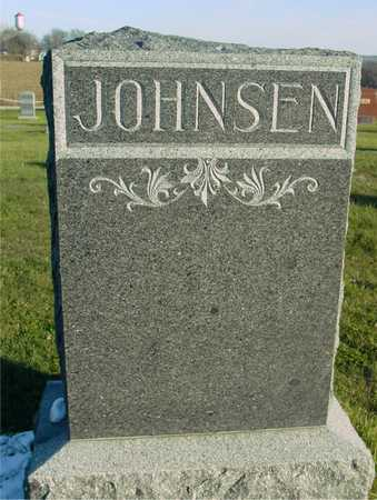 JOHNSEN, MOTHER & FATHER - Ida County, Iowa | MOTHER & FATHER JOHNSEN