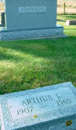JOHNSON, ARTHUR L. - Ida County, Iowa | ARTHUR L. JOHNSON