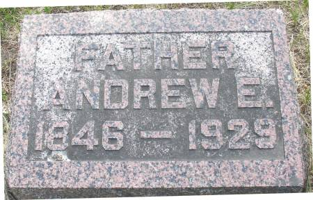 JOHNSON, ANDREW E. - Ida County, Iowa   ANDREW E. JOHNSON