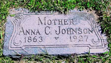 JOHNSON, ANNA C. - Ida County, Iowa | ANNA C. JOHNSON