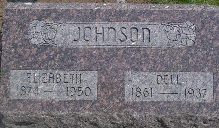 JOHNSON, DELL - Ida County, Iowa | DELL JOHNSON