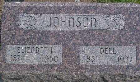JOHNSON, ELIZABETH - Ida County, Iowa | ELIZABETH JOHNSON