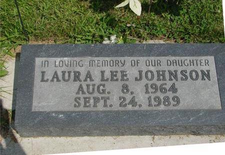 JOHNSON, LAURA LEE - Ida County, Iowa | LAURA LEE JOHNSON