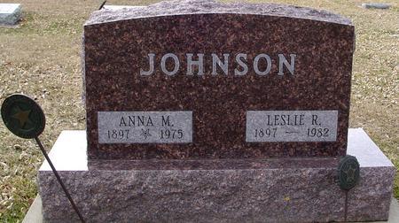 JOHNSON, LESLIE & ANNA - Ida County, Iowa | LESLIE & ANNA JOHNSON