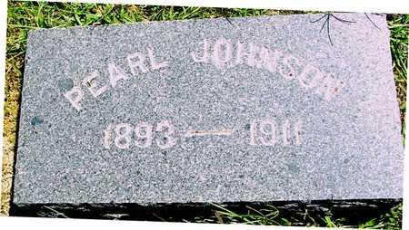 JOHNSON, PEARL - Ida County, Iowa | PEARL JOHNSON