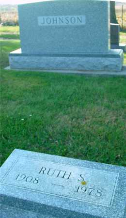 JOHNSON, RUTH S. - Ida County, Iowa | RUTH S. JOHNSON