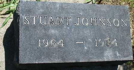 JOHNSON, STUART - Ida County, Iowa | STUART JOHNSON