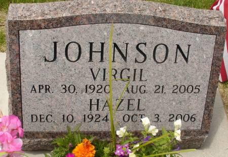 JOHNSON, HAZEL - Ida County, Iowa | HAZEL JOHNSON