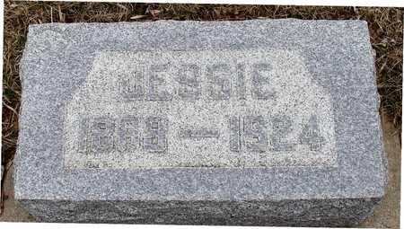 JOHNSTON, JESSIE - Ida County, Iowa | JESSIE JOHNSTON