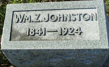 JOHNSTON, WILLIAM Z. - Ida County, Iowa | WILLIAM Z. JOHNSTON