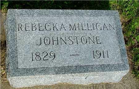 MILLIGAN JOHNSTONE, REBECKA - Ida County, Iowa | REBECKA MILLIGAN JOHNSTONE