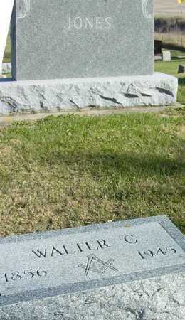 JONES, WALTER C. - Ida County, Iowa | WALTER C. JONES