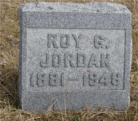 JORDAN, ROY G. - Ida County, Iowa | ROY G. JORDAN