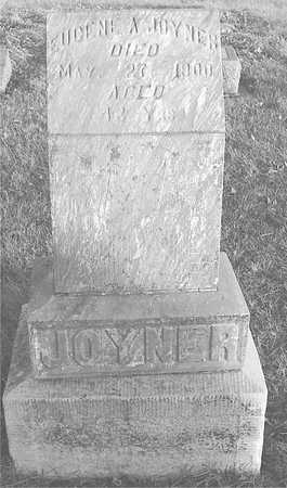 JOYNER, EUGENE A. - Ida County, Iowa | EUGENE A. JOYNER
