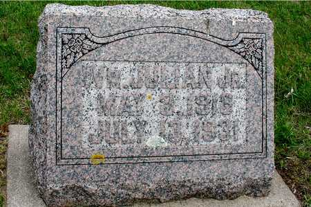 JULIAN, WILLIAM, JR. - Ida County, Iowa | WILLIAM, JR. JULIAN