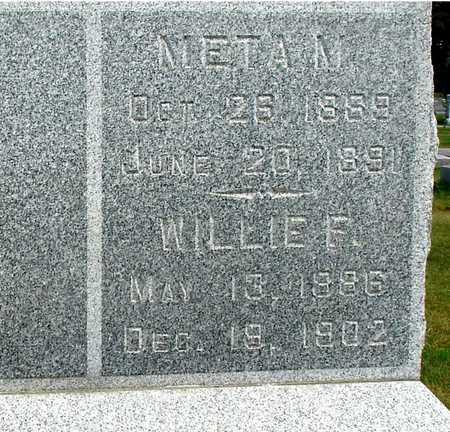 JURGENSEN, WILLIE F. - Ida County, Iowa | WILLIE F. JURGENSEN