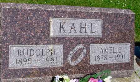 KAHL, RUDOLPH & AMELIE - Ida County, Iowa | RUDOLPH & AMELIE KAHL