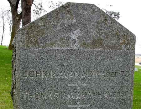 KAVANAUGH, JOHN & THOMAS - Ida County, Iowa | JOHN & THOMAS KAVANAUGH