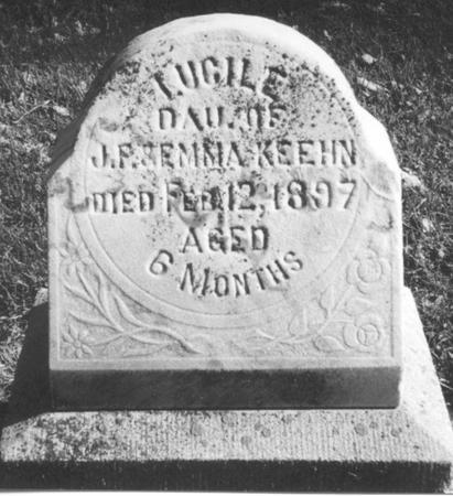 KEEHN, LUCILE - Ida County, Iowa | LUCILE KEEHN