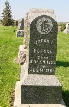 KEGRICE, JACOB - Ida County, Iowa | JACOB KEGRICE