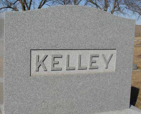 KELLEY, FAMILY MARKER - Ida County, Iowa | FAMILY MARKER KELLEY