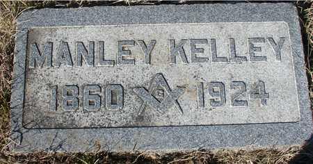 KELLEY, MANLEY - Ida County, Iowa | MANLEY KELLEY