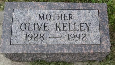 KELLEY, OLIVE - Ida County, Iowa | OLIVE KELLEY