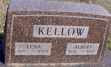 KELLOW, ALBERT & LENA - Ida County, Iowa | ALBERT & LENA KELLOW