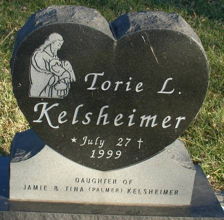 KELSHEIMER, TORIE L. - Ida County, Iowa | TORIE L. KELSHEIMER