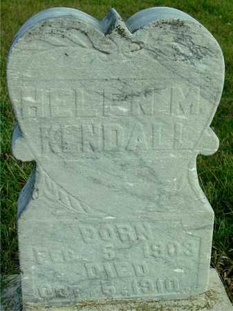 KENDALL, HELEN M. - Ida County, Iowa | HELEN M. KENDALL