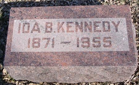 KENNEDY, IDA B. - Ida County, Iowa | IDA B. KENNEDY
