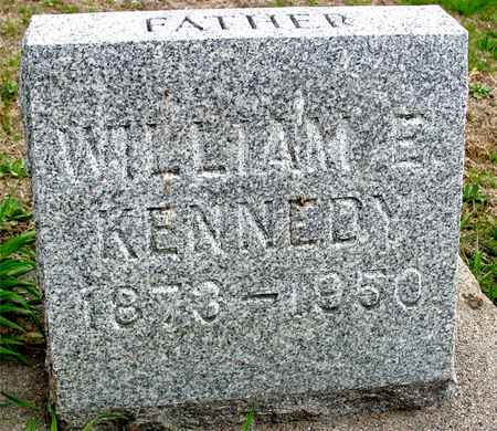 KENNEDY, WILLIAM E. - Ida County, Iowa | WILLIAM E. KENNEDY