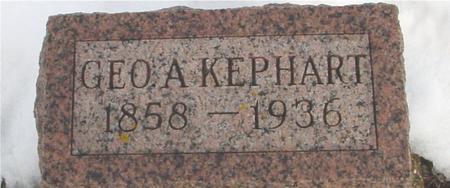 KEPHART, GEORGE A. - Ida County, Iowa   GEORGE A. KEPHART