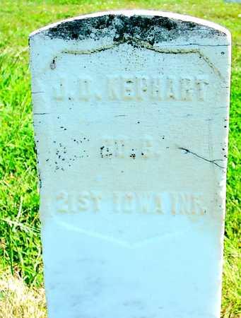 KEPHART, J. D. - Ida County, Iowa | J. D. KEPHART