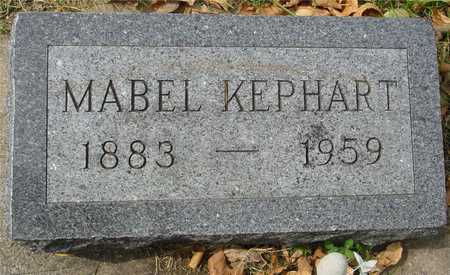 KEPHART, MABEL - Ida County, Iowa | MABEL KEPHART