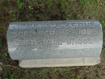 KERNS, JOSEPH - Ida County, Iowa | JOSEPH KERNS