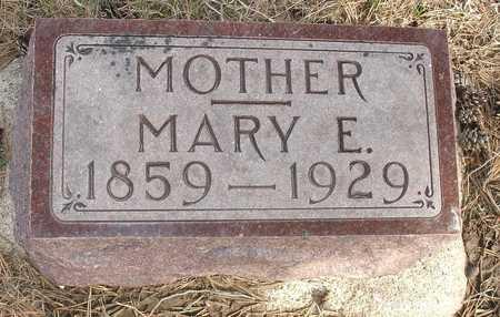 KERNS, MARY E. - Ida County, Iowa | MARY E. KERNS