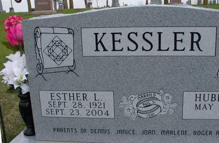 KESSLER, ESTHER L. - Ida County, Iowa | ESTHER L. KESSLER