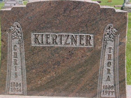 KIERTZNER, CHRIS & THORA - Ida County, Iowa | CHRIS & THORA KIERTZNER