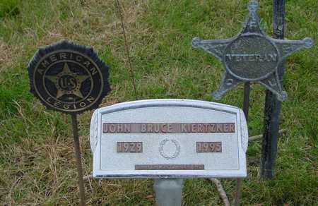 KIERTZNER, JOHN BRUCE - Ida County, Iowa | JOHN BRUCE KIERTZNER