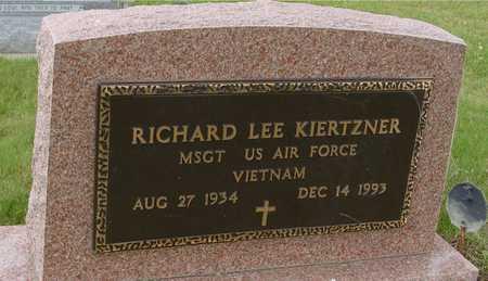 KIERTZNER, RICHARD LEE - Ida County, Iowa | RICHARD LEE KIERTZNER