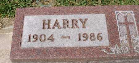 KISTENMACHER, HARRY - Ida County, Iowa | HARRY KISTENMACHER