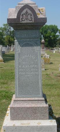 KLOPP, GEORGANNA - Ida County, Iowa | GEORGANNA KLOPP