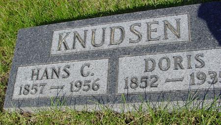 KNUDSEN, HANS - Ida County, Iowa | HANS KNUDSEN