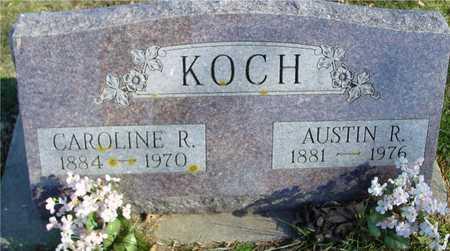 KOCH, AUSTIN & CAROLINE - Ida County, Iowa | AUSTIN & CAROLINE KOCH