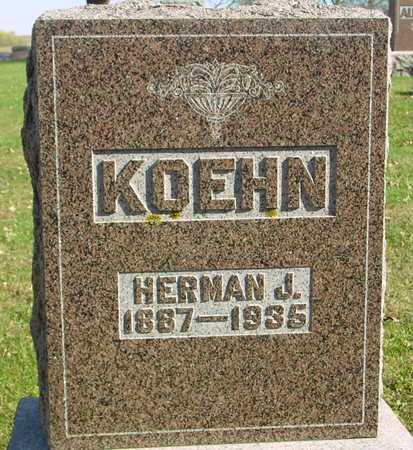 KOEHN, HERMAN J. - Ida County, Iowa | HERMAN J. KOEHN