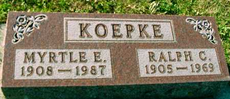 KOEPKE, RALPH & MYRTLE - Ida County, Iowa | RALPH & MYRTLE KOEPKE