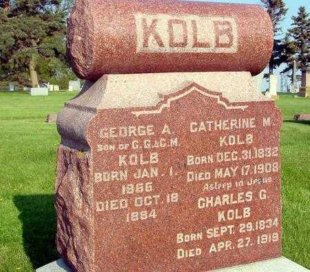 KOLB, CATHERINE M. - Ida County, Iowa | CATHERINE M. KOLB