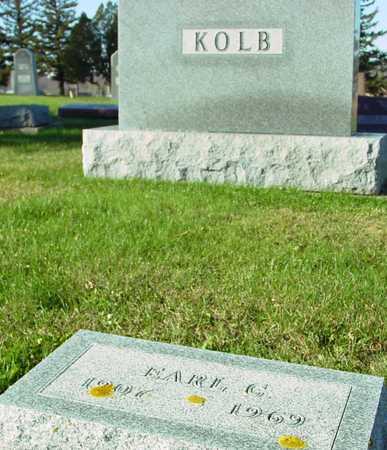 KOLB, EARL C. - Ida County, Iowa | EARL C. KOLB